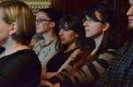 Studenci Instytutu Muzykologii UJ podczas konferencji