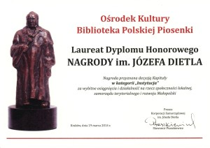 Nagroda im. Dietla